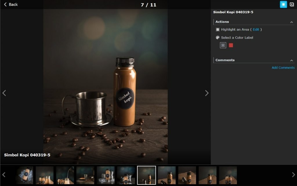 Review Foto Online Shaniba Creative Industry