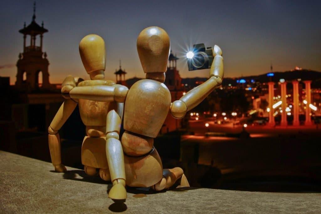 Cara mengambil foto yang bagus untuk selfie