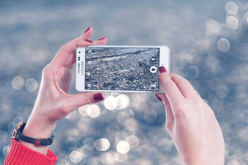 Cara Menjadi Fotografer dengan Hp Android - Shaniba Creative Industry