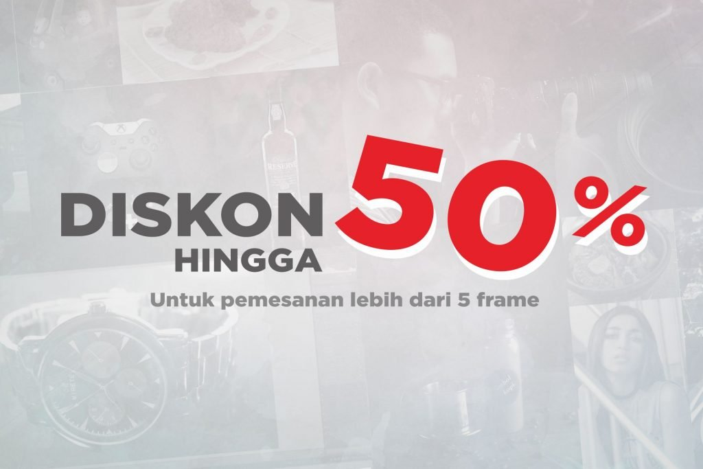 Layanan Jasa Foto Produk Lebih Hemat dengan Diskon Up To 50%