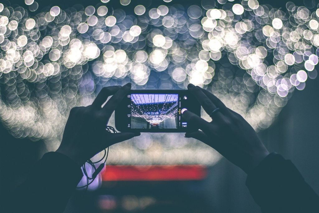 Teknik Fotografi Smartphone Shaniba Creative Industry