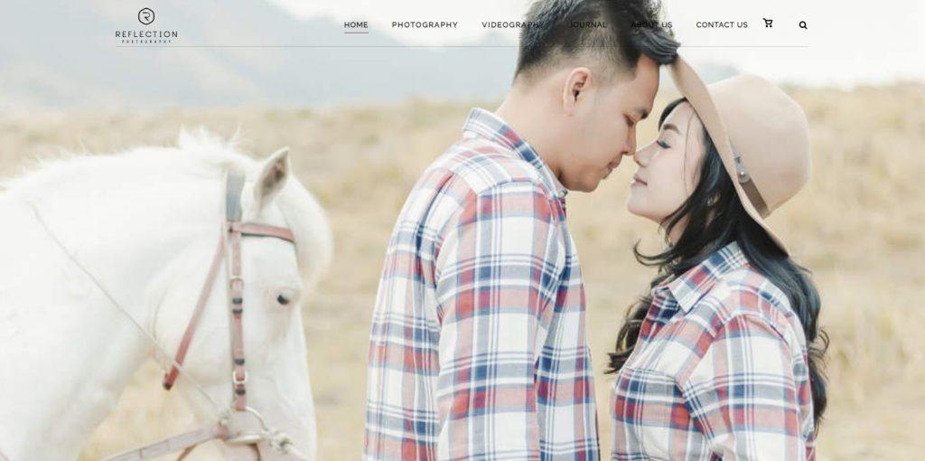 Studio Foto Terbaik di Yogyakarta - Reflection Photgraphy