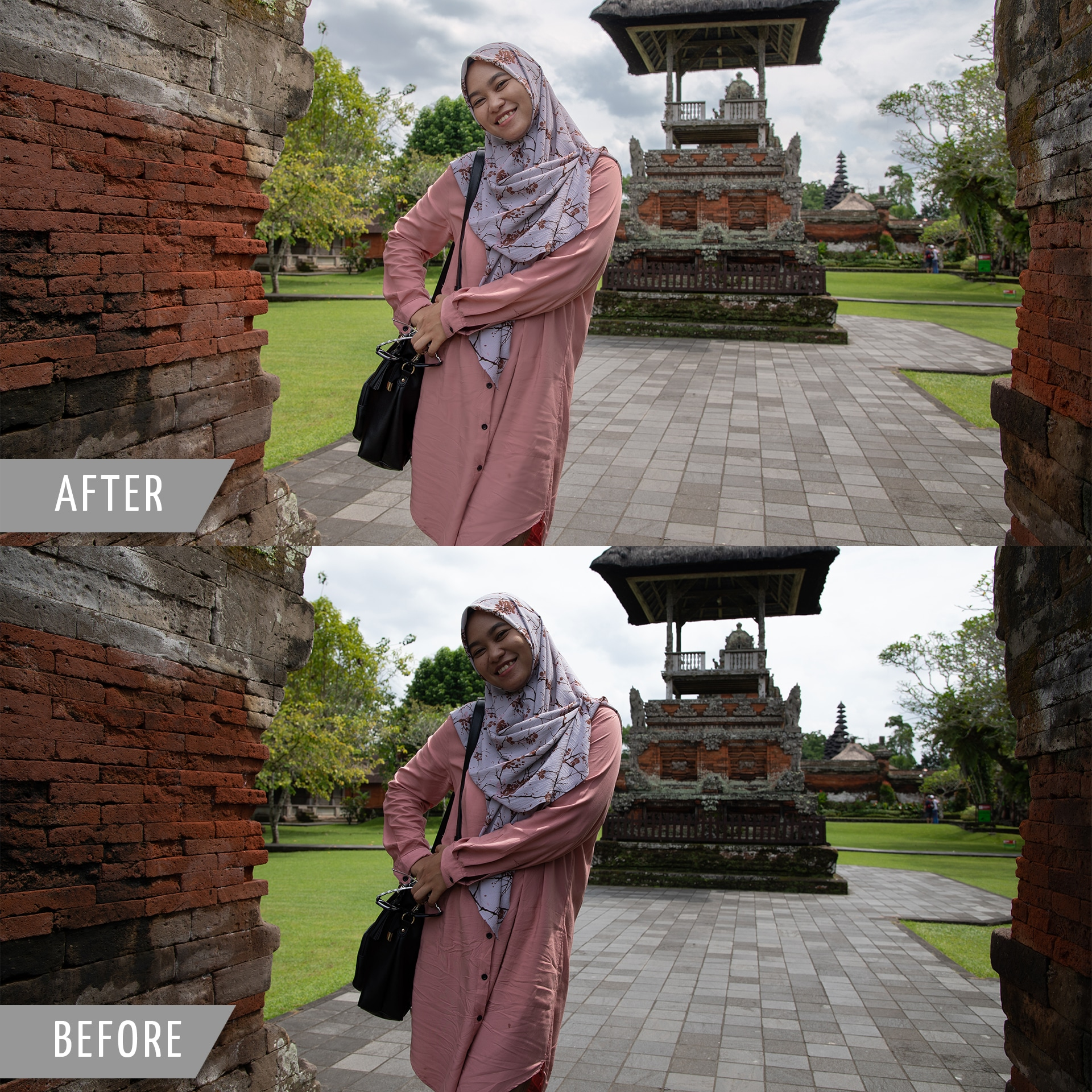 Hasil Jadi Layanan Editing Foto - Standard Package